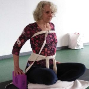 Formule de 4 cours particuliers de Yoga avec Cathy Boyer